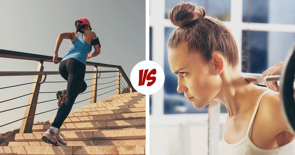 Cardio vs Strength Training For Abs