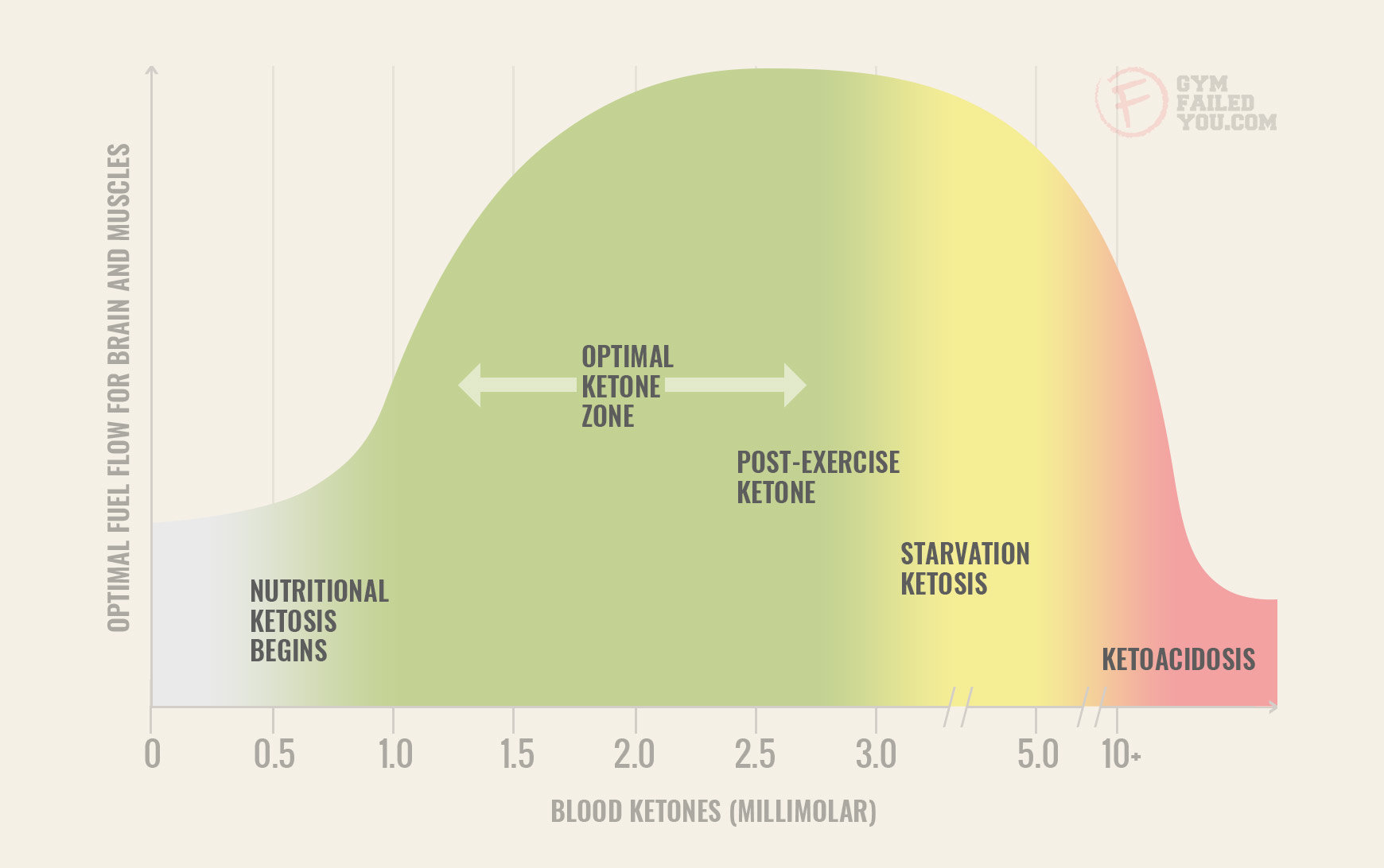 Getting into Stages of Ketosis
