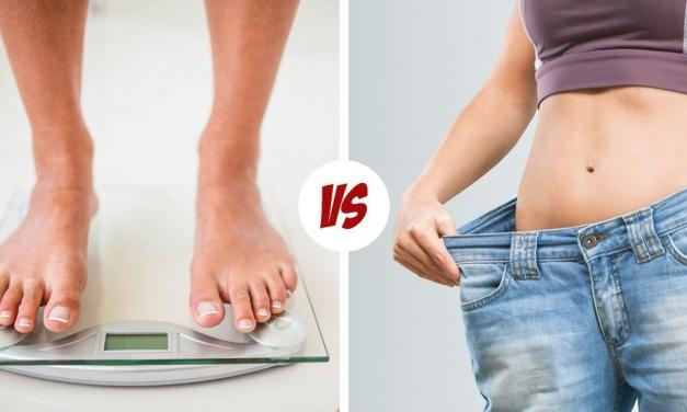 Weight Loss vs. Fat Loss: You've Got it All Wrong