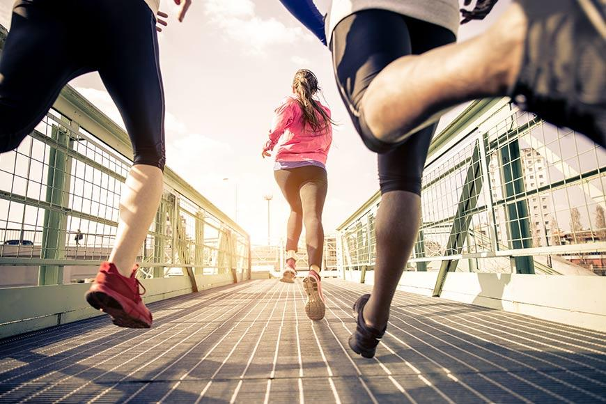 Endurance Training Weight Loss