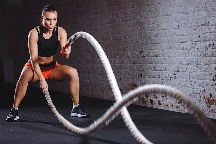 HIIT Exercises Weight Loss