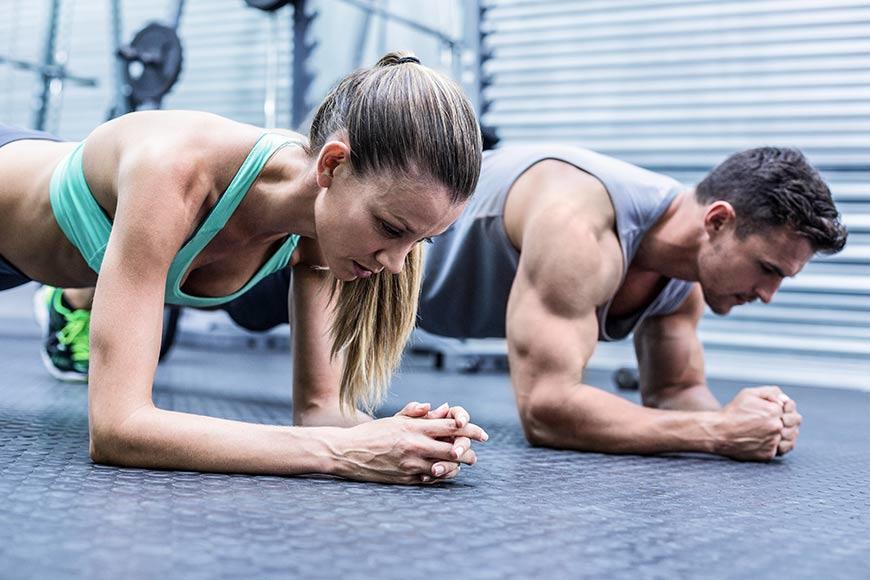 Men vs Women Weight Loss Exercises