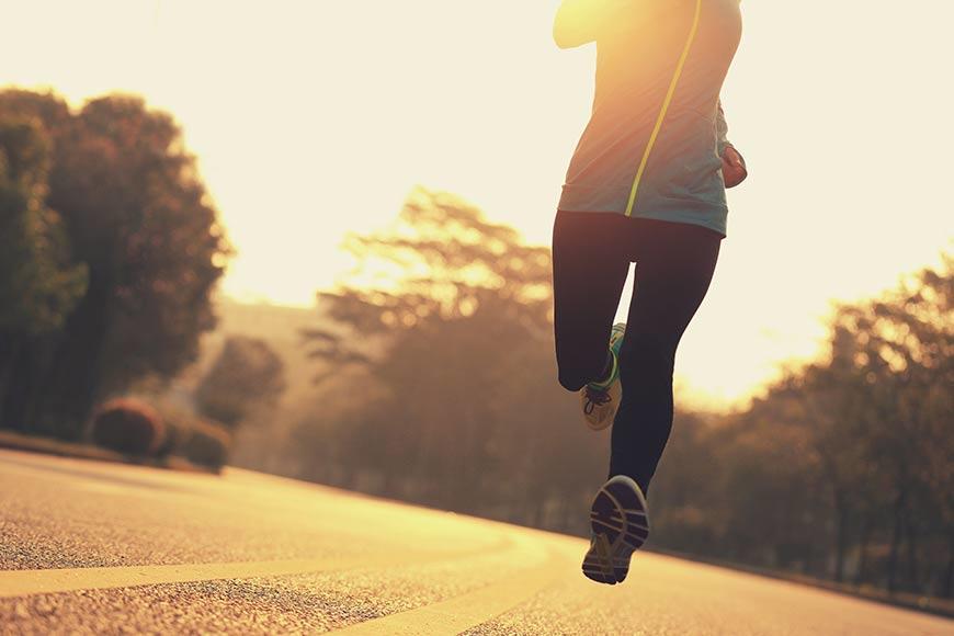 Running Long Distance