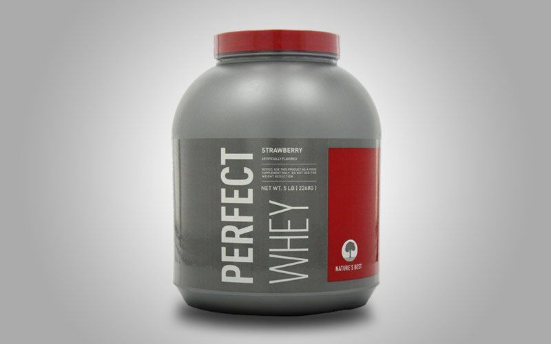 Natures Best Perfect Whey