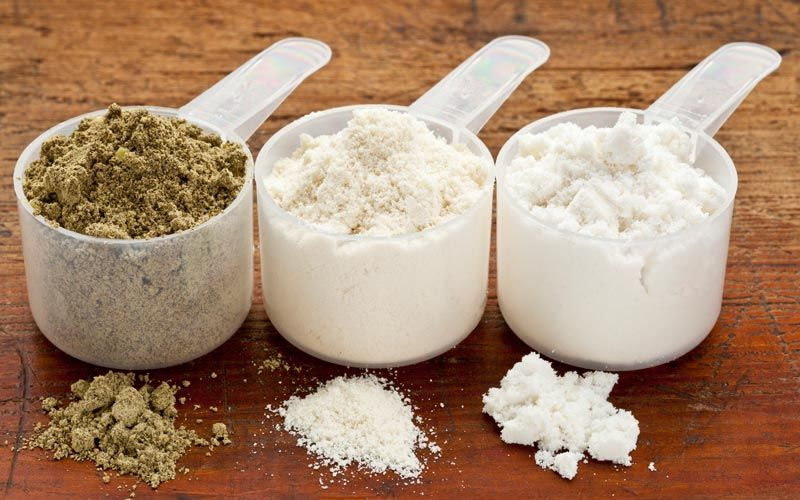 Comparing Best Whey Protein Powders
