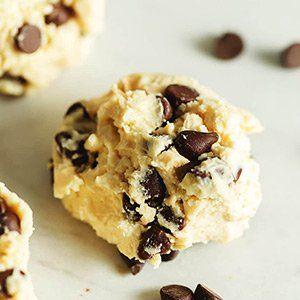 Edible Keto Cookie Dough