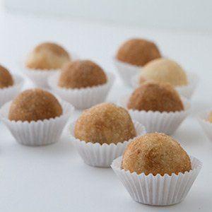 Cinnamon Roll Keto Cheesecake Fat Bombs