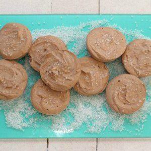 Sea Salted Chocolate Keto Fat Bomb