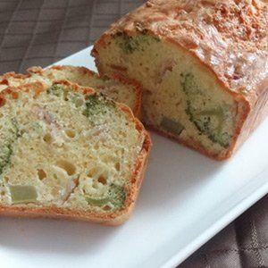 Salty Keto Snacks French Cake