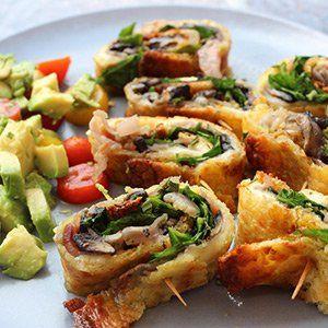 Snack on Savory Keto Rolls