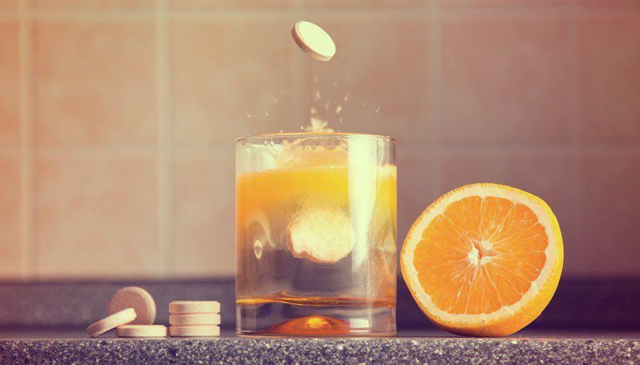 Vitamin C immune system