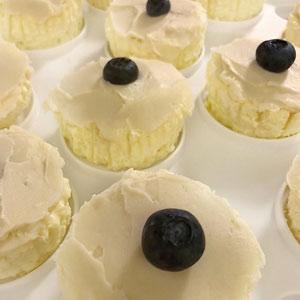 Keto Cheesecake Cupcake