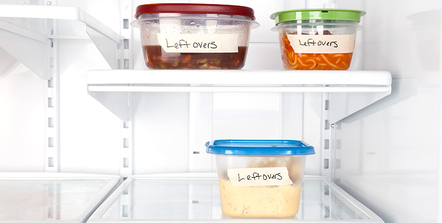 Use Leftovers Eating Healthy on a Budget