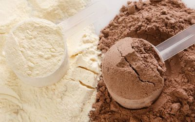 Whey Protein Isolate vs Concentrate [The Definitive Guide]